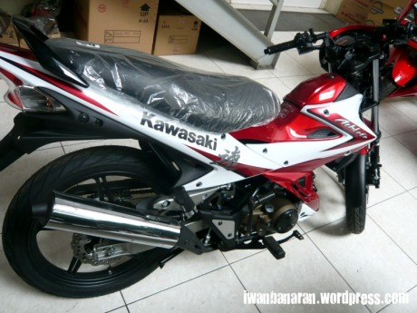 New Kawasaki Athlete 125cc Facelift 2011 Youngengineer46 New Kawasaki Athlete 125cc Facelift 2011 Youngengineer46